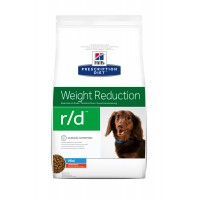 Prescription - Hill's Prescription Diet r/d Mini Weight Reduction Canine r/d Mini
