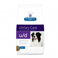 Prescription - Hill's Prescription Diet u/d Urinary Care Canine u/d
