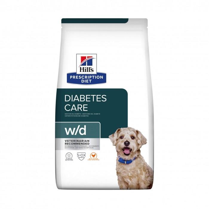 Hill's Prescription Diet w/d Diabetes Care-