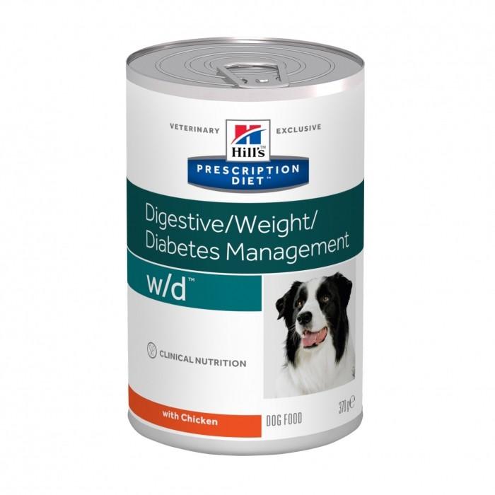 Alimentation pour chien - Hill's Prescription Diet w/d Digestive Management pour chiens