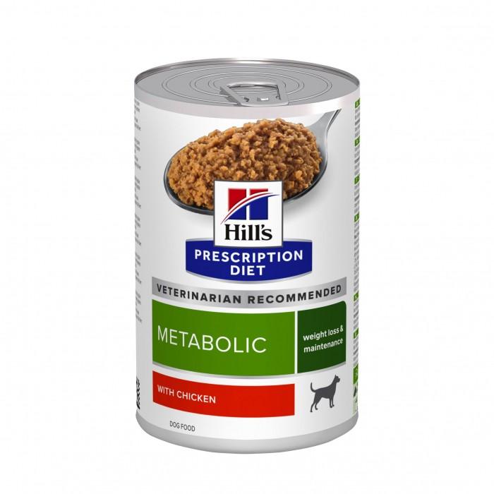 Alimentation pour chien - Hill's Prescription Diet Metabolic pour chiens