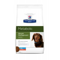 Prescription -  HILL'S Prescription Diet Canine Metabolic Mini
