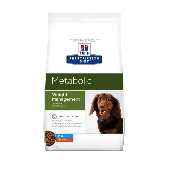 Alimentation pour chien - Hill's Prescription Diet Metabolic Mini pour chiens