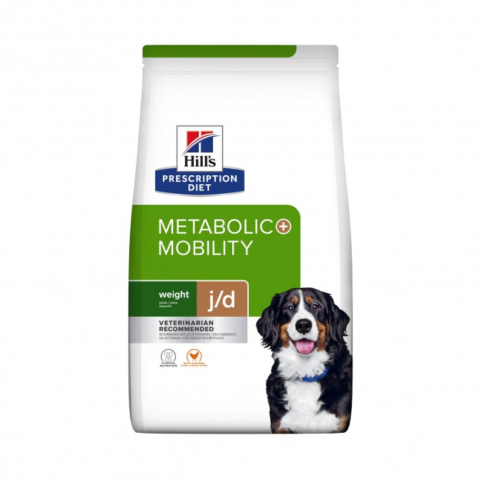 Hill's Prescription Diet Metabolic plus Mobility-Canine Metabolic + Mobility