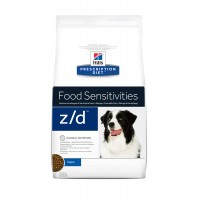 Prescription - Hill's Prescription Diet z/d Food Sensitivities Canine z/d