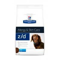 Prescription - Hill's Prescription Diet Canine z/d Food Sensitivities Mini Canine z/d mini