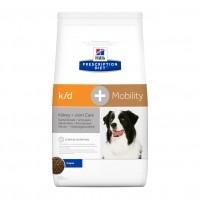 Prescription - Hill's Prescription Diet k/d plus Mobility Canine k/d + Mobility