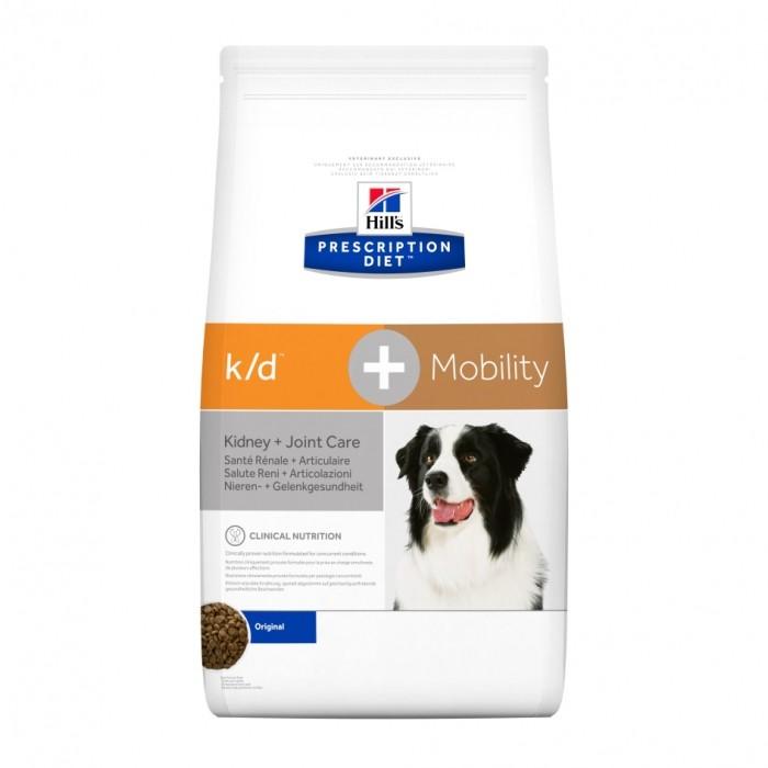 Alimentation pour chien - Hill's Prescription Diet k/d plus Mobility pour chiens