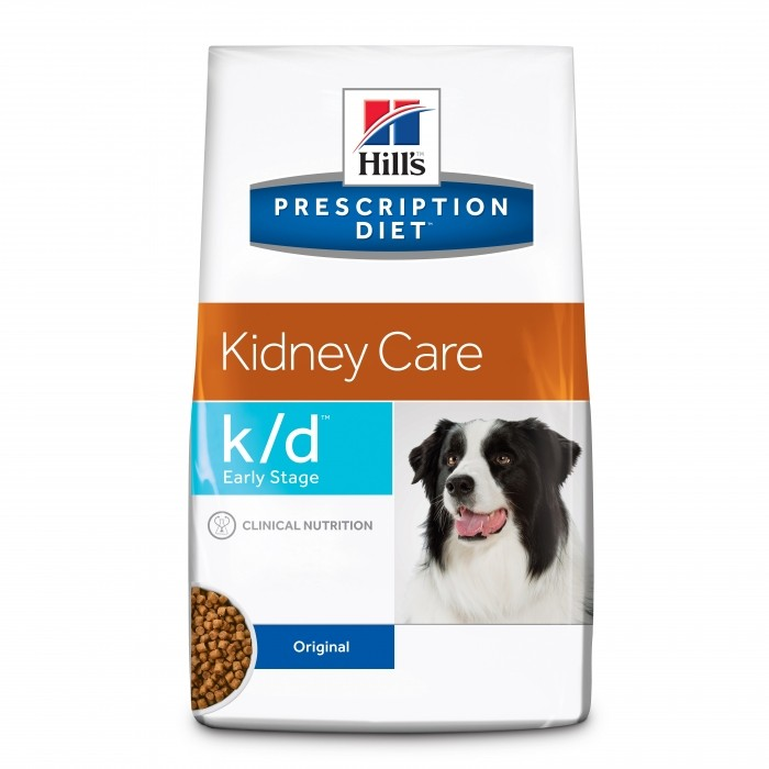 Alimentation pour chien - Hill's Prescription Diet k/d Early Stage Kidney Care pour chiens