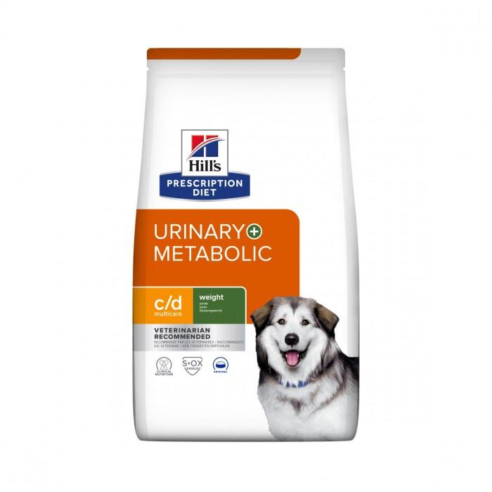 Hill's Prescription Diet c/d Multicare + Metabolic - Croquettes pour chien-c/d Multicare + Metabolic