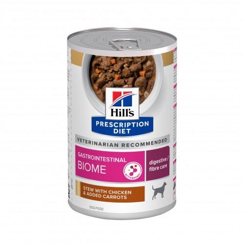 Alimentation pour chien - Hill's Prescription Diet Gastrointestinal Biome pour chiens