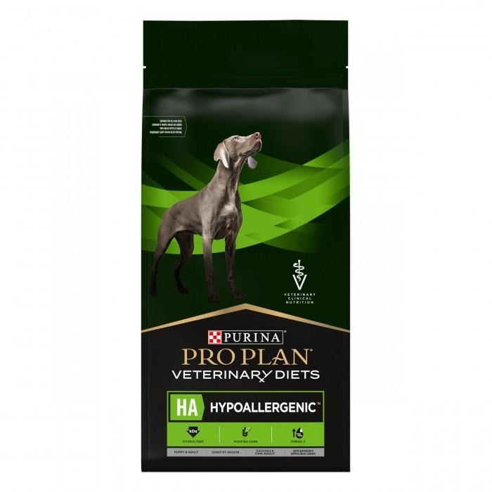 Alimentation pour chien - Proplan Veterinary Diets HA Hypoallergenic pour chiens