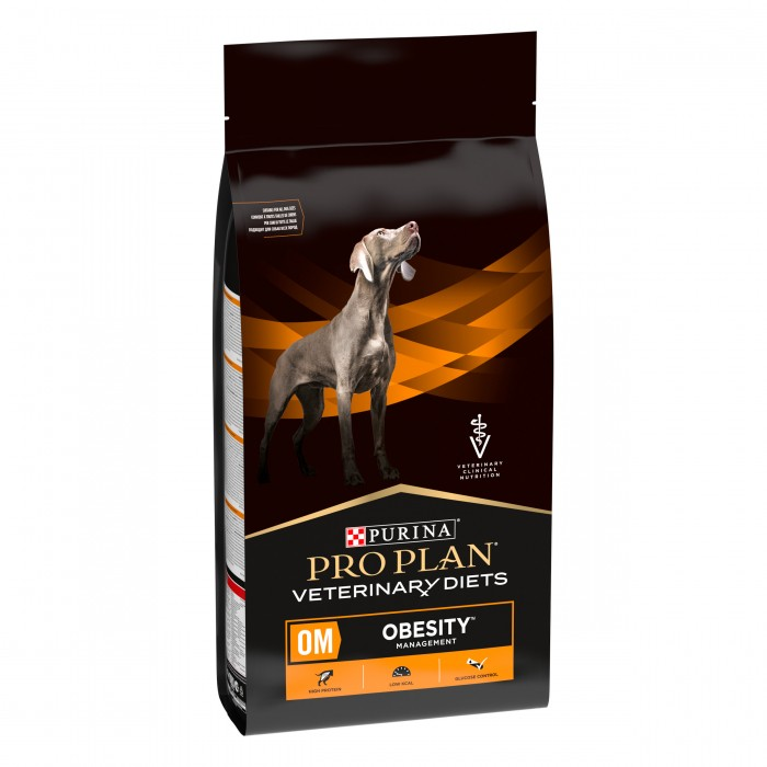 Proplan Veterinary Diets OM Obesity Management-Canine OM Obesity Management