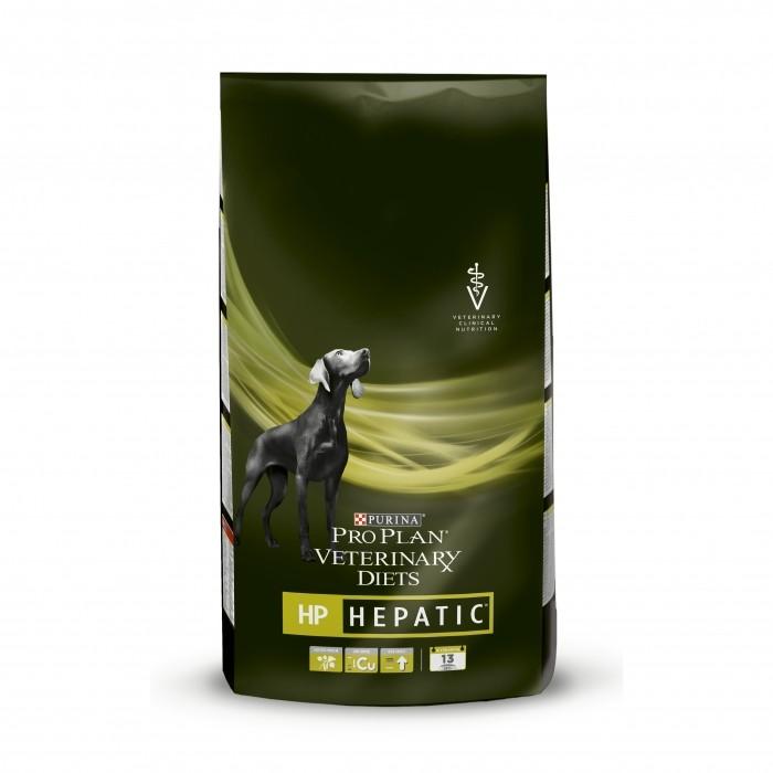 Alimentation pour chien - Proplan Veterinary Diets HP Hepatic pour chiens