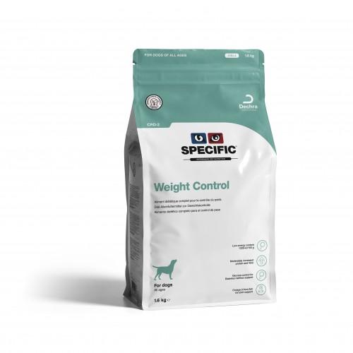 Alimentation pour chien - SPECIFIC Weight Control CRD-2 pour chiens