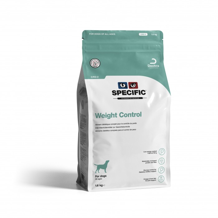 SPECIFIC Weight Control CRD-2-Weight Control CRD-2