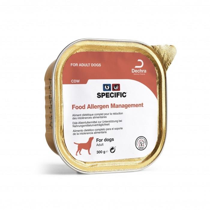 Alimentation pour chien - SPECIFIC Food Allergy Management CDD et CDW pour chiens