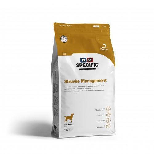Alimentation pour chien - SPECIFIC Struvite Management CCD pour chiens