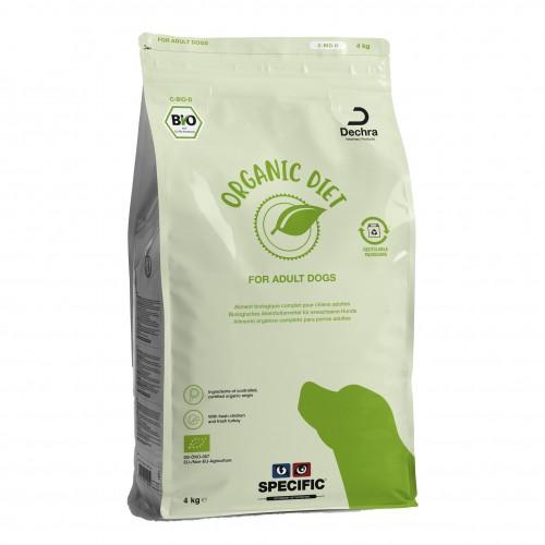Alimentation pour chien - SPECIFIC C-BIO-D Adult Organic pour chiens