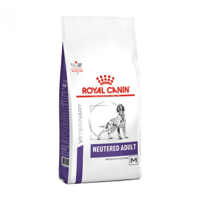 Alimentation pour chien - Royal Canin Veterinary Neutred Adult Medium Dogs pour chiens