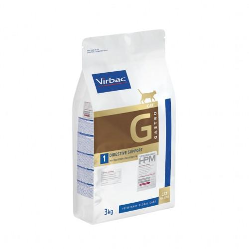 Alimentation pour chien - VIRBAC VETERINARY HPM Diététique Gastro Digestive Support pour chiens