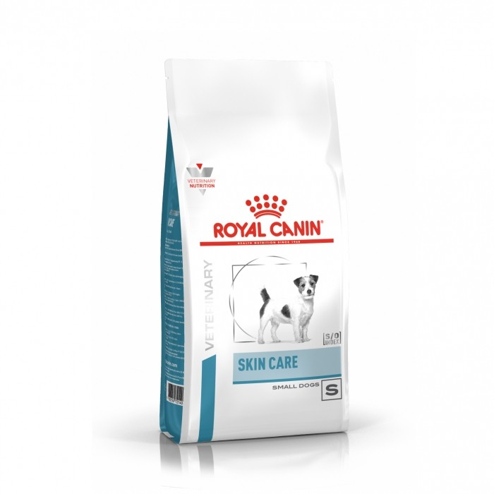 Alimentation pour chien - Royal Canin Veterinary Skin Care Small Dogs pour chiens