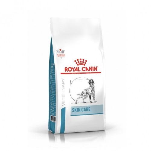 Alimentation pour chien - Royal Canin Veterinary Skin Care pour chiens