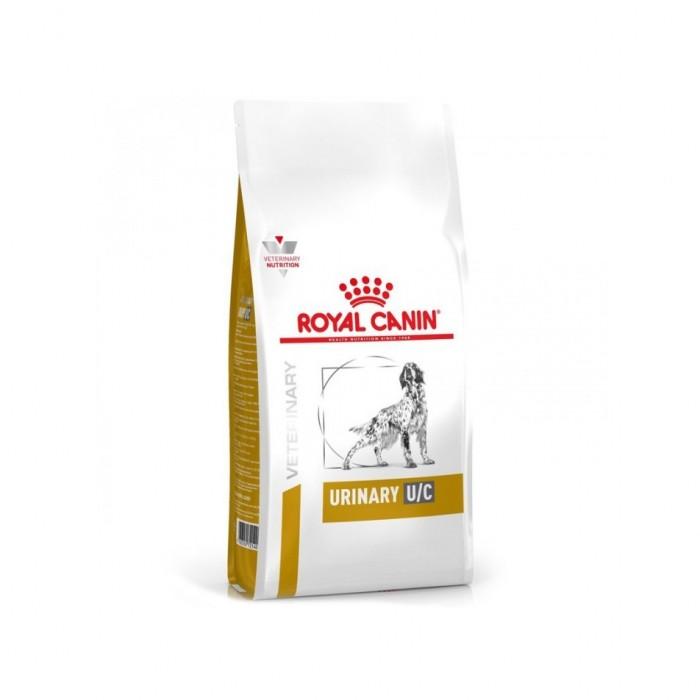 Alimentation pour chien - Royal Canin Veterinary Urinary U/C pour chiens