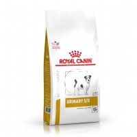 Prescription - ROYAL CANIN Veterinary Diet Urinary S/O - Petit chien