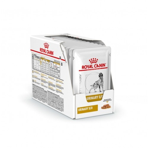 Alimentation pour chien - Royal Canin Veterinary Urinary S/O pour chiens