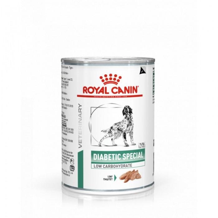 Alimentation pour chien - Royal Canin Veterinary Diabetic pour chiens