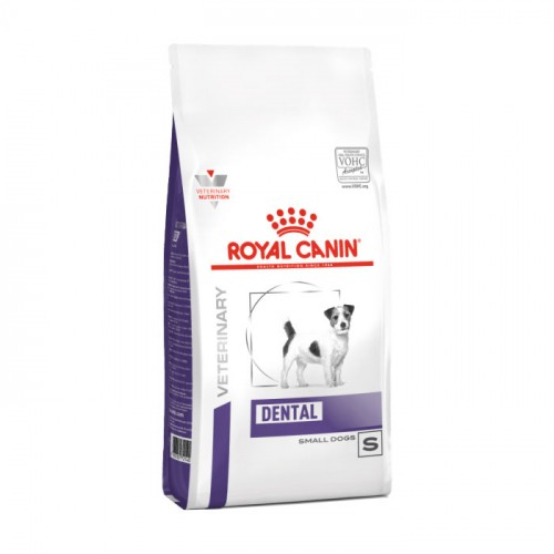 Alimentation pour chien - Royal Canin Veterinary Dental Small Dog pour chiens