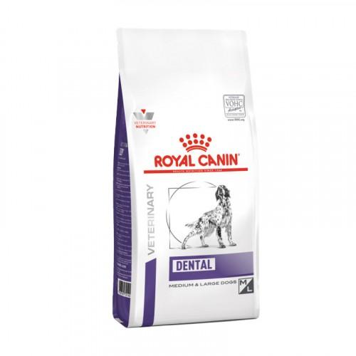 Alimentation pour chien - Royal Canin Veterinary Dental pour chiens