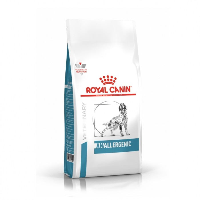 Alimentation pour chien - Royal Canin Veterinary Anallergenic pour chiens