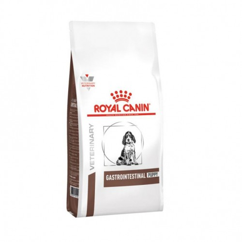 Alimentation pour chien - Royal Canin Veterinary Gastro Intestinal Puppy pour chiens
