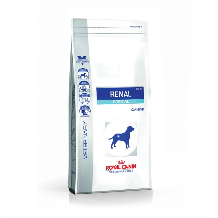 Alimentation pour chien - Royal Canin Veterinary Renal Special pour chiens