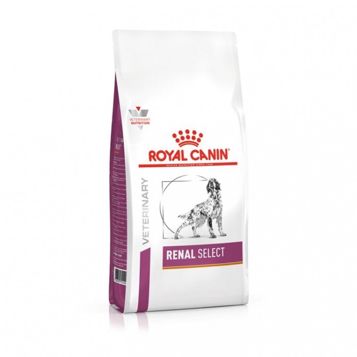 Alimentation pour chien - Royal Canin Veterinary Renal Select pour chiens