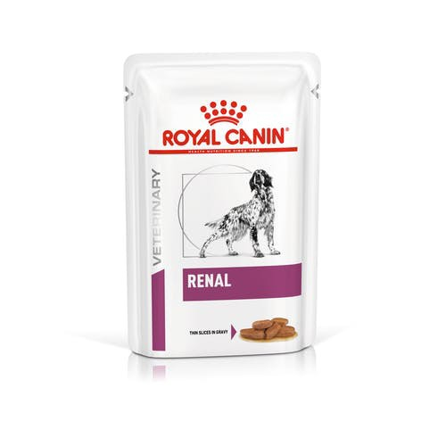 Alimentation pour chien - Royal Canin Veterinary Renal pour chiens