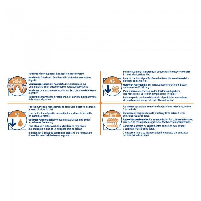 Alimentation pour chien - Royal Canin Veterinary Gastrointestinal Low Fat pour chiens