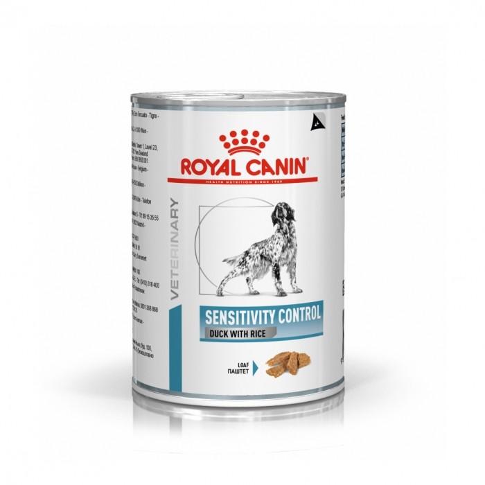 Alimentation pour chien - Royal Canin Veterinary Sensitivity Control pour chiens