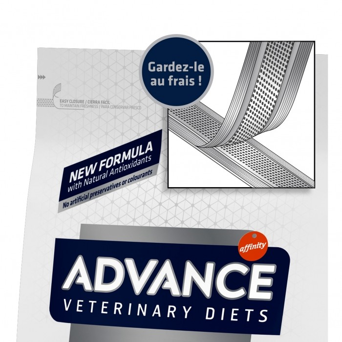 Alimentation pour chien - ADVANCE Veterinary Diets Gastroenteritic Low Fat pour chiens