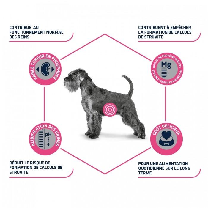 Alimentation pour chien - ADVANCE Veterinary Diets Urinary pour chiens