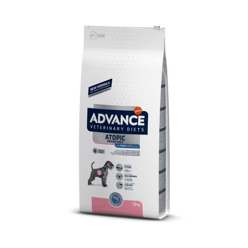 Alimentation pour chien - ADVANCE Veterinary Diets Atopic - Truite pour chiens