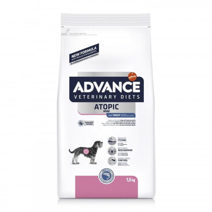 ADVANCE Veterinary Diets Atopic - Truite-Atopic - Truite