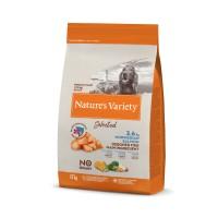 Croquettes pour chiens - True Instinct / Nature's Variety Selected No Grain Medium Maxi Adult Saumon Nature's variety