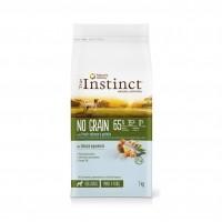 Croquettes pour chien - True Instinct No Grain Mini Adult