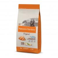 Croquettes pour chiens - Nature's Variety Original No Grain Medium Maxi Adult Nature's Variety