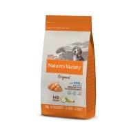 Croquettes pour chiens - True Instinct / Nature's Variety Orginal No Grain Medium Maxi Junior True Instinct / Nature's Variety