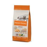 Croquettes pour chien - Nature's Variety Selected No Grain Adult Mini Nature's Variety