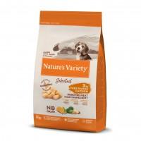 Croquettes pour chiens - True Instinct Original Medium Maxi Junior devient Nature's Variety Selected No Grain Junior Original Medium Maxi Junior
